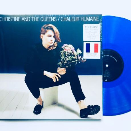 """VINYL - Christine And The Queens """"Chaleur Humaine"""" (2014)"""