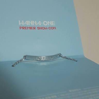 Wanna One Showcon Bracelet