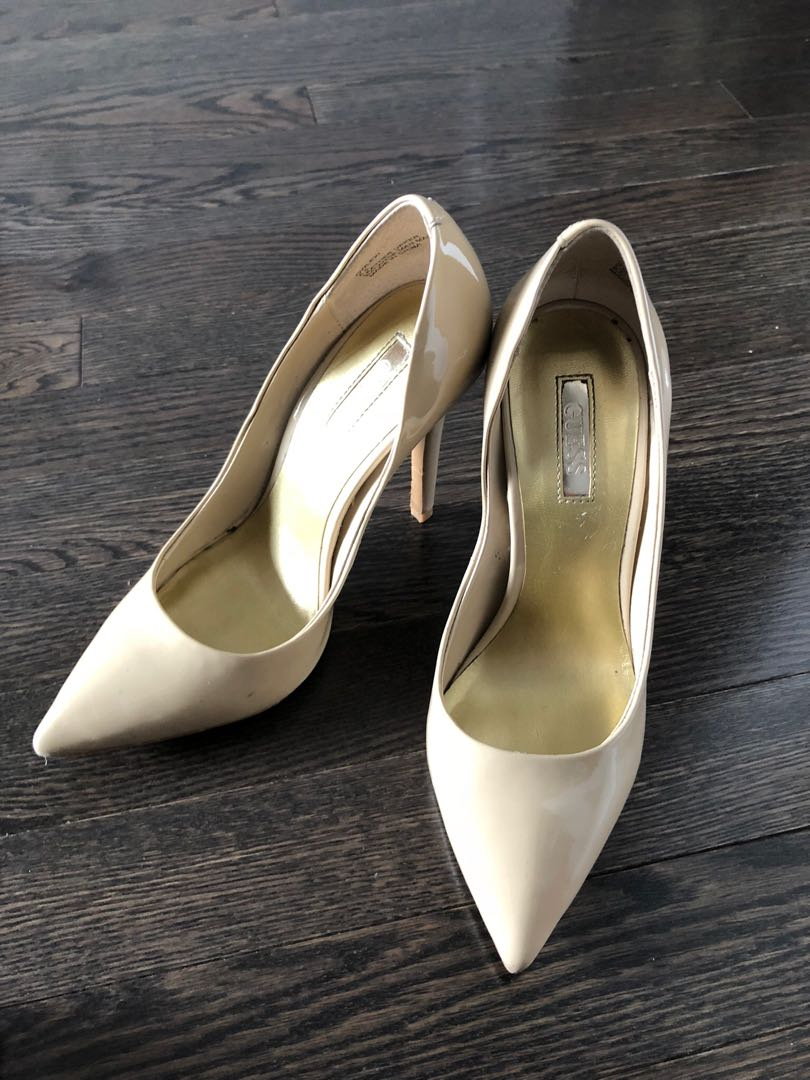 Women's guess heels size 6