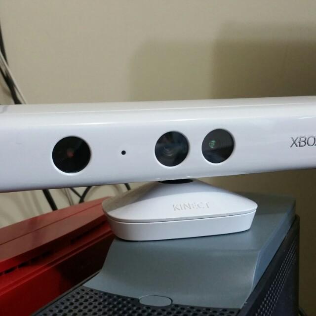 xbox360 Kinect 體感感應器