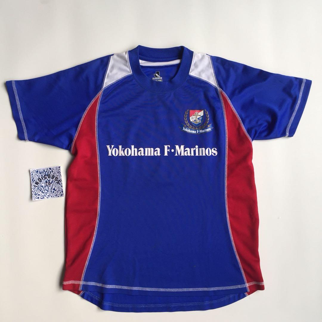 Yokohama F Marinos Official J-League Stadium Shirt