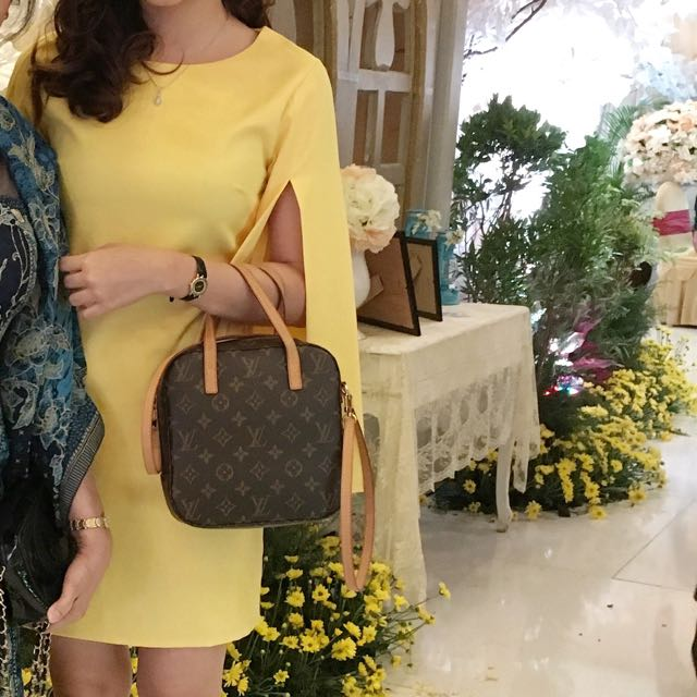 YUAN YELLOW DRESS