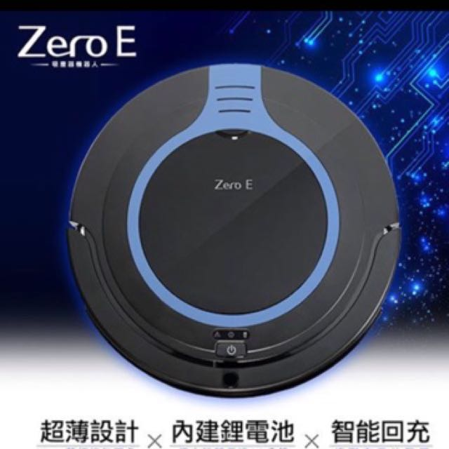 Zero 掃地機器人