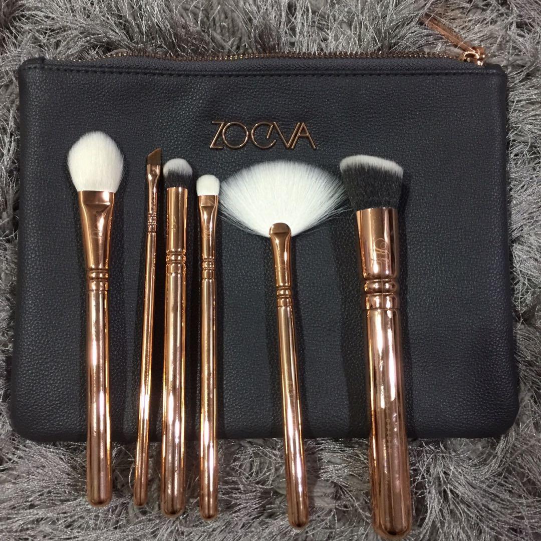 ZOEVA Rose Golden Luxury Set Vol 3