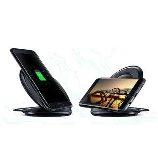 無線充電器 直立式手機快速充電底座 iPhoneX