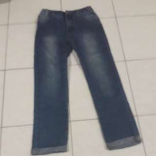 PDI Kids Boys Jeans (sz 8-9)