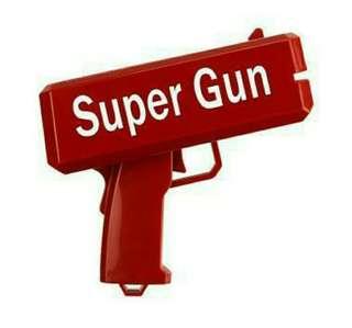 Cash Canon Gun