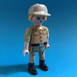 Playmobil 摩比 摩比人 C1013