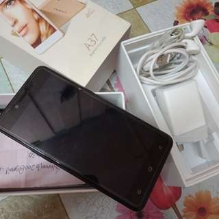 Oppo a37 black edition