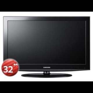 全新Samsung 32吋電視