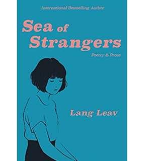 (eBook) Sea of strangers - Lang Leav