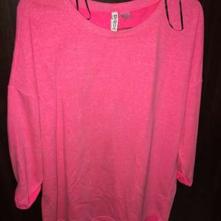 Baju bahan sweater HnM