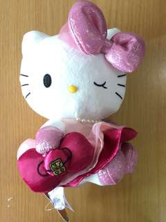 Hello Kitty Plush Toy Universal Studios Singapore Limited Edition