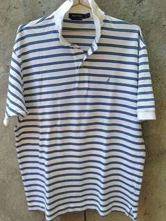Nautica Mens Polo Shirt Medium