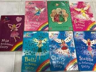 Fairy Princess books (Assorted)
