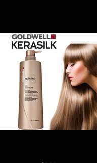 Salon Exclusive - Goldwell Kerasilk Ultra Rich Keratin 1000ml