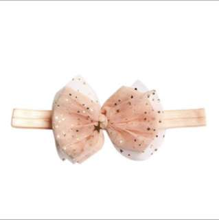 Fairy bow hairband