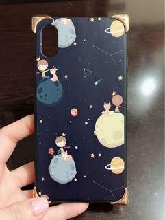 Iphone X小王子電話殻