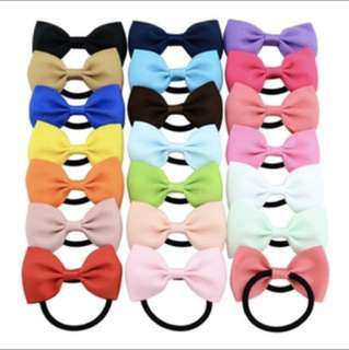 Ribbon hairbands