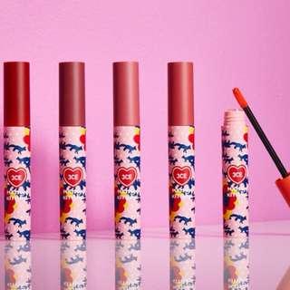 3ce x MAISON KITSUNE Lip Tints