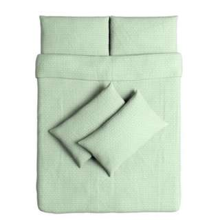 Quilt cover with pillowcase(queen size bed)