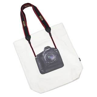 全新New(面交/順豐)正版Canon Carema EOS -1DX Tote Bag相機布袋 單反nikon sony samsung iphone