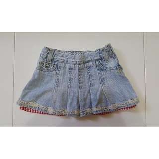 Tommy Hilfiger Girl Denim Skirt