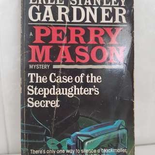 Perry Mason Mystery: The Case of the Stepdaugter's Secret