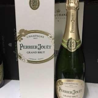 Perrier -Jouet Gand Brut N.V 香檳 禮盒裝