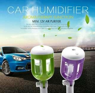 Car Humidifier Air Purifier Freshener