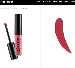 Flormar Silk Latte Liquid Lipstick