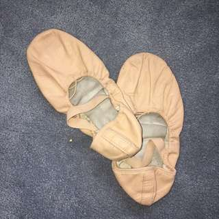 Bloch Light Pink Ballet Shoes