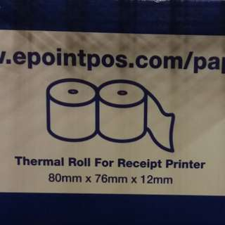 Thernal paper | epoint