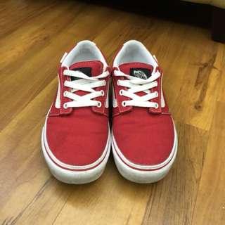 vans鞋 鞋號24.5 新光三越購入 穿過兩次 寄出前會清洗