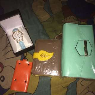 Dompet Dan Jam Tangan
