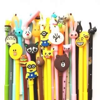 Cute ball pens