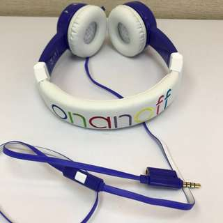 Kid Headphone (3 volume levels selection)