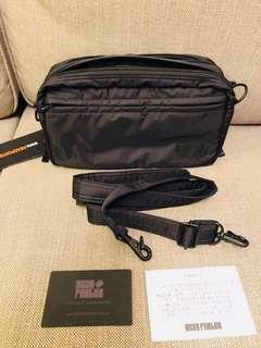 Head Porter Shoulder Bag (Black Beauty)