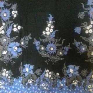 Skirt Batik Wrap