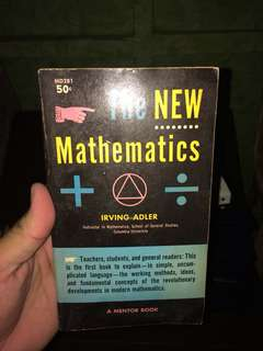 The new mathematics