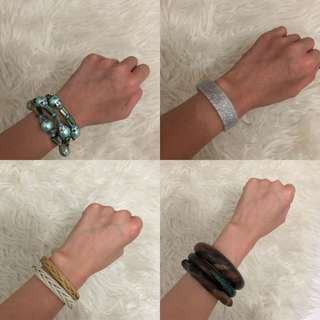 7pcs bracelets (TAKE ALL)