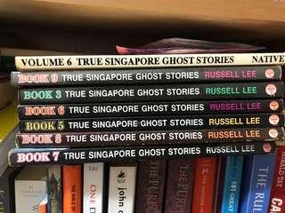 True Ghost Singapore Story