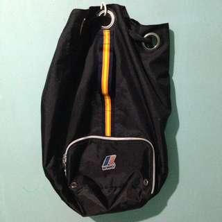 K.Way Unisex Gym Bag