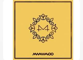 Yellow Flower by Mamamoo