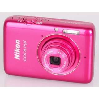 Nikon Coolpix  s01 (mini camera)