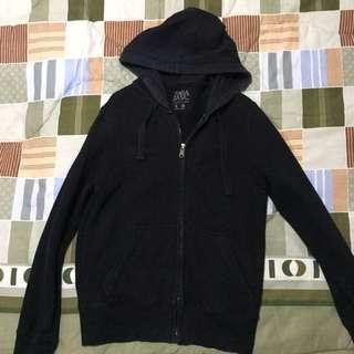 Zara Basic Hoodie Jacket