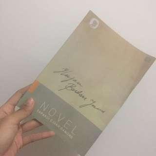 Novel Hujan Bulan Juni Sapardi Djoko Damono