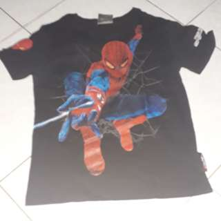 Spiderman Boys Tee (size 8)