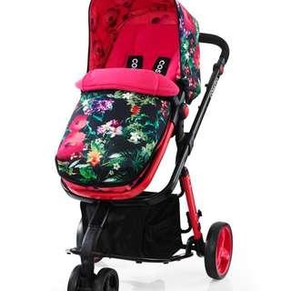 Cosatto Limited edition print stroller