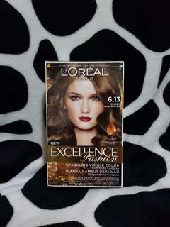 Loréal Golden Nude Brown Hair Color 6.13